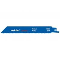 """Полотно для сабельных пил METABO для металла, серия """"flexible"""", S922EF, 1 шт (631080000(1))"""